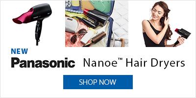 Panasonic Nanoe Hair Dryers