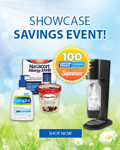 Showcase Savings Food