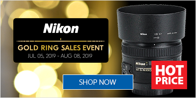 Nikon Gold Ring Event