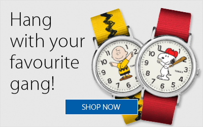 Peanuts Watches