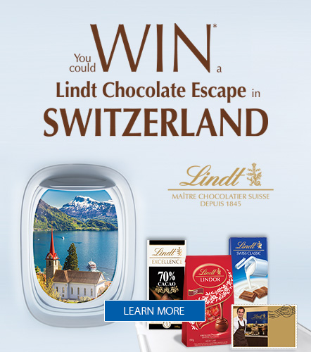 Lindt Contest