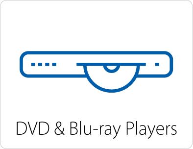 DVD & Blu-ray Players