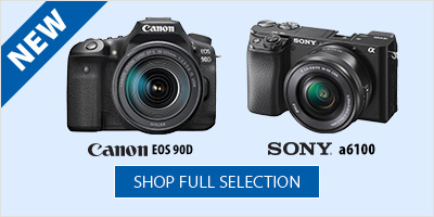 New Camera Releases