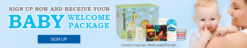 Baby Signup Welcome Package