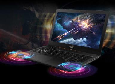 Laptop Audio