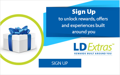 LD Extras Sign Up