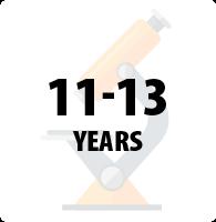 11-13 Years