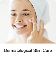 dermatological skin care