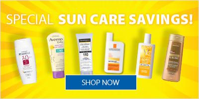 Sun Care Savings