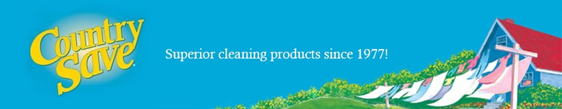 Country Save - Superior cleaning products since 1977!