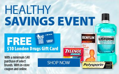Health Savings Event