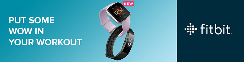 Fitbit Canada - Shop Fitbit Smartwatches and Fitness Trackers