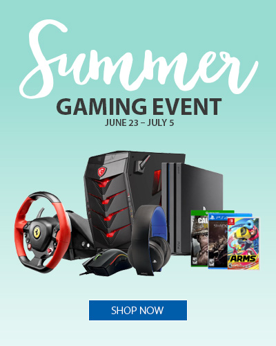 Summer Gaming Event