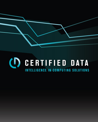 Certified Data. Intelligence in computing solutions.