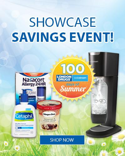 Showcase Savings