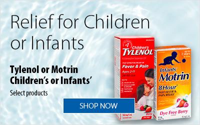 Baby Tylenol and Mortin