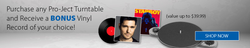Vinyl Record Live