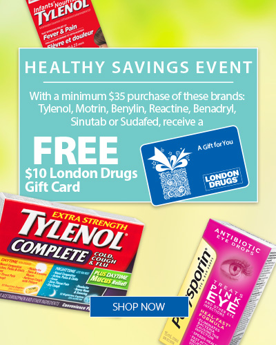 Healthy Savings Event