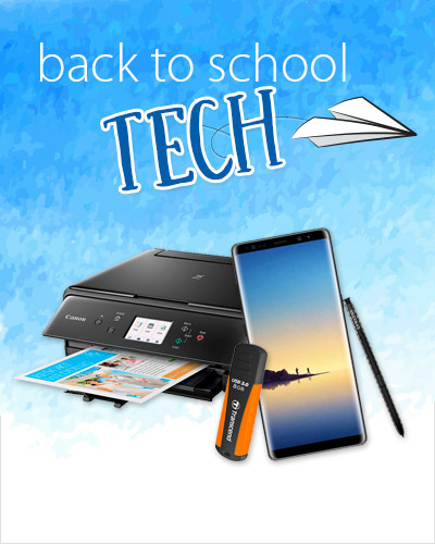 Back to School Tech
