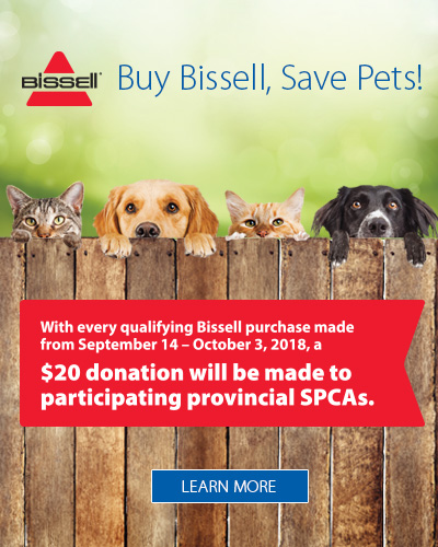 Bissell SPCA