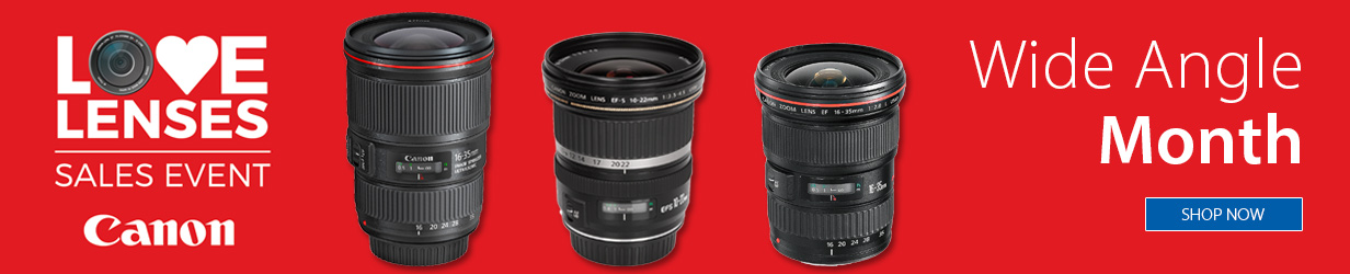 Canon Love Lenses