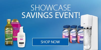 Showcase Savings