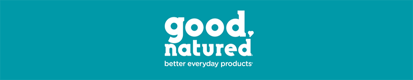 Good Natured. Better everyday products.