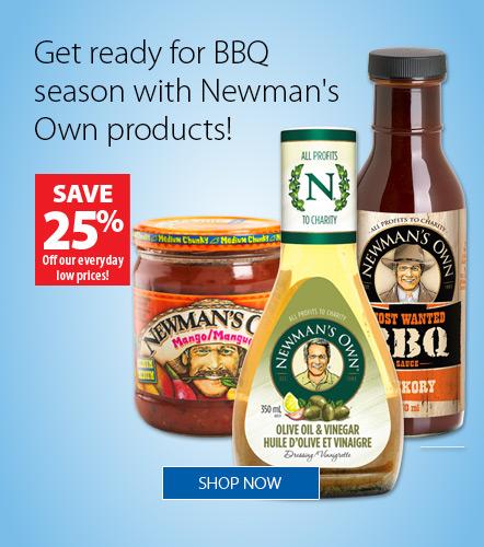 Newmans Own Sauce