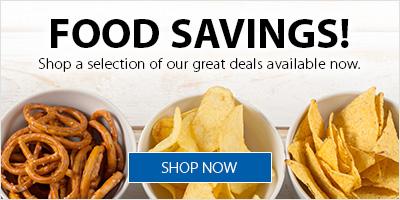 Foods on Sale
