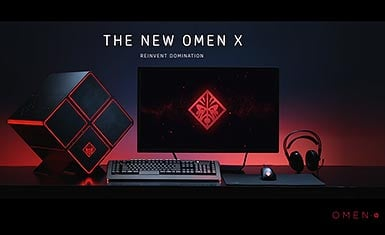 HP OMEN Video