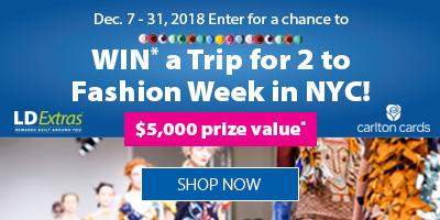 Fashion Week NYC Contest