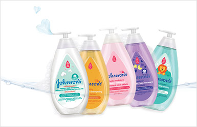 JOHNSON'S products