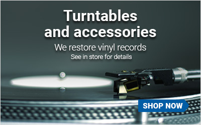 Turntables and Accessories