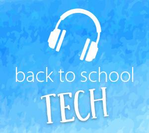 back to school tech