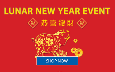 Lunar New Year Savings