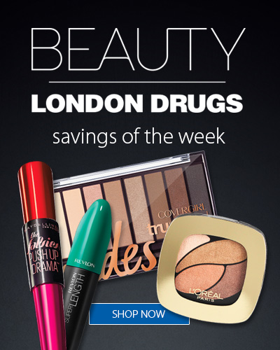 Beauty Savings of the Week