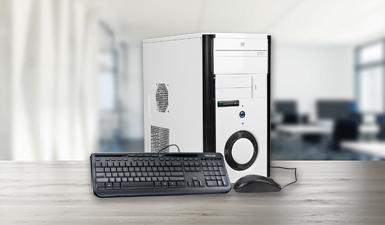 Certified Data Desktop Computer