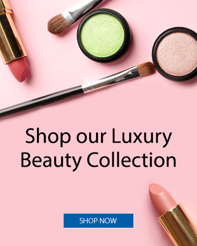 Shop our Luxury Beauty Collection