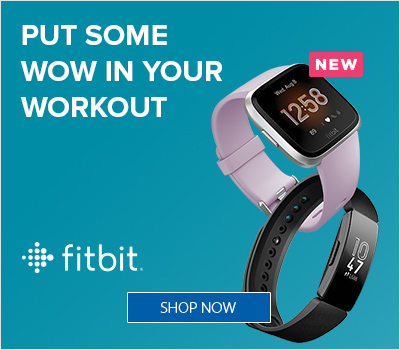 Fitbit Launch