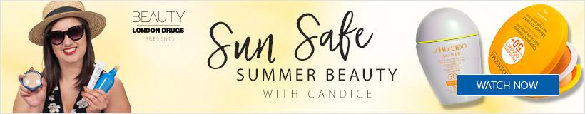 Sun Safe Summer Beauty with SPF