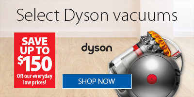 Trade up to Dyson