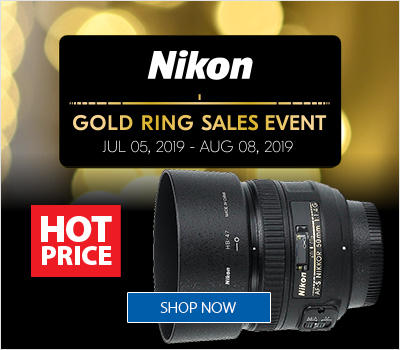 Nikon Gold Ring Event