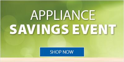 Appliance Savings Event