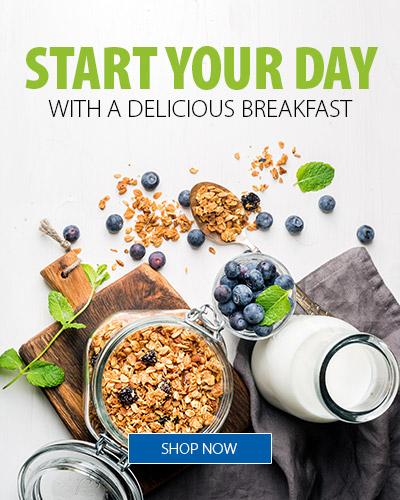 Shop Breakfast Foods