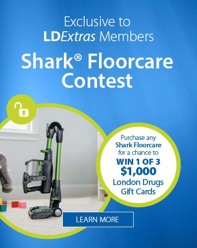 LDExtras Shark Contest