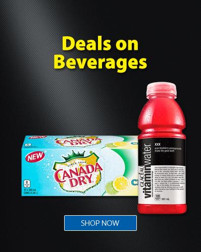 Deals on Beverages