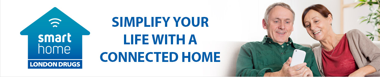 Smart Home - Simplify your life with a connected home.