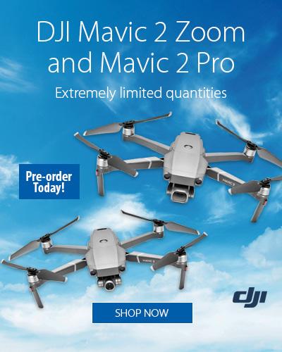 PRE-ORDER: DJI Mavic 2 Zoom