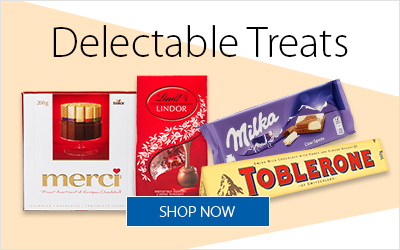 FOE Delectable Treats