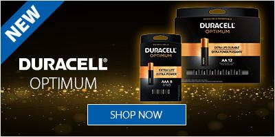Duracell Optimum